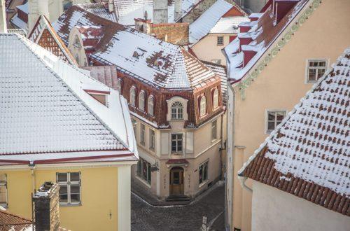 Tallinna vanhakaupunki airbnb