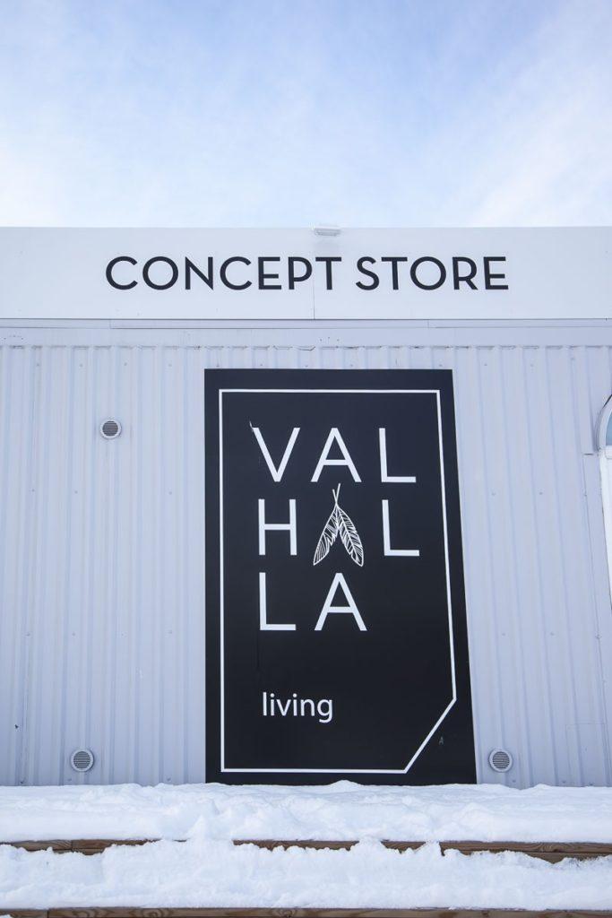 Valhalla sisustuskauppa Tallinna