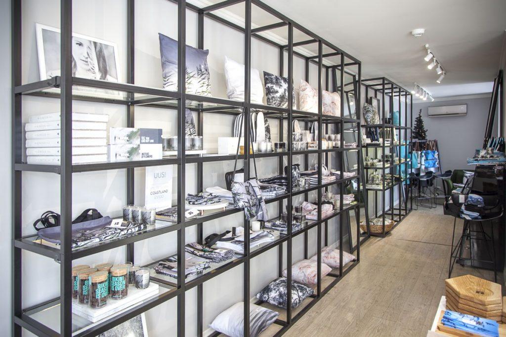 Valhalla interiors myymälä telliskivi tallinna