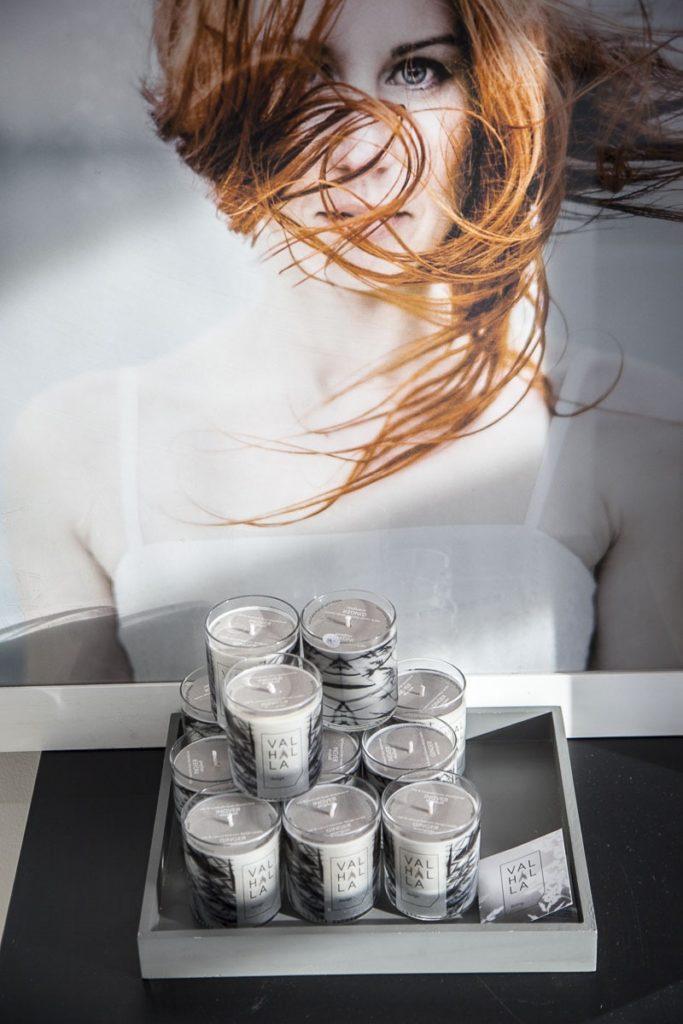 Tyylikkäitä tuoksukynttilöitä