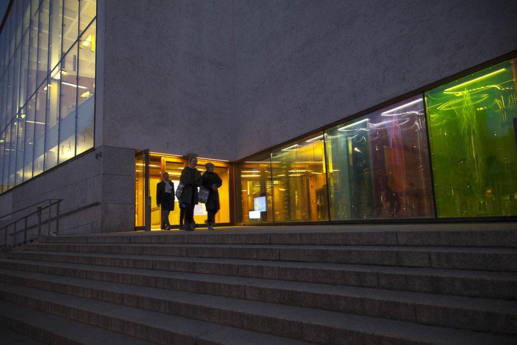 Turku kirjasto pääkirjasto