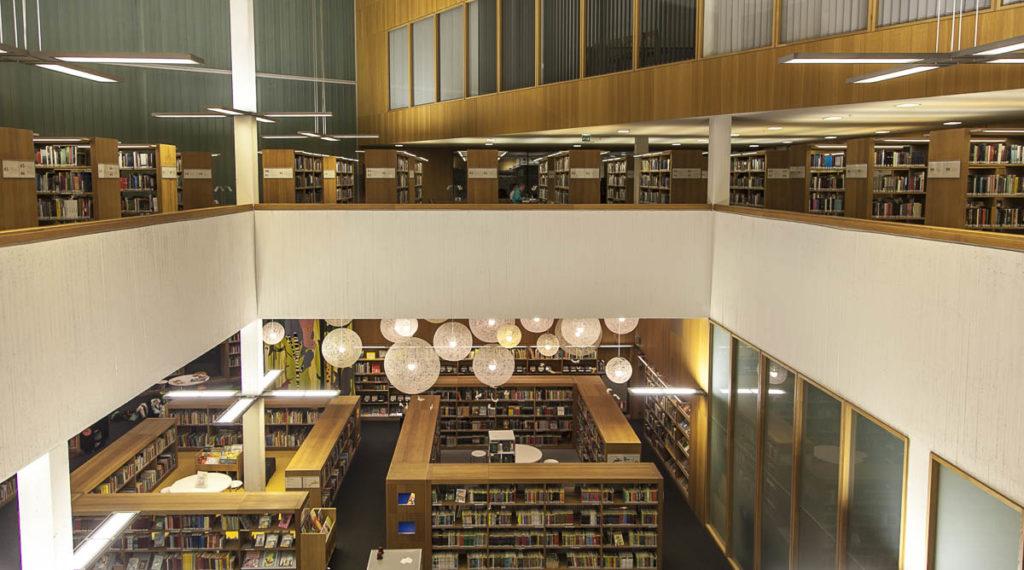 Turun pääkirjasto Turku kirjasto