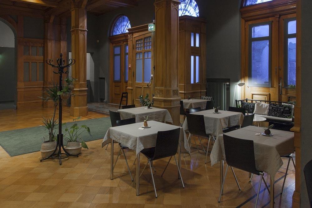 Kahvila Cafe Victor Turun Taidemuseossa