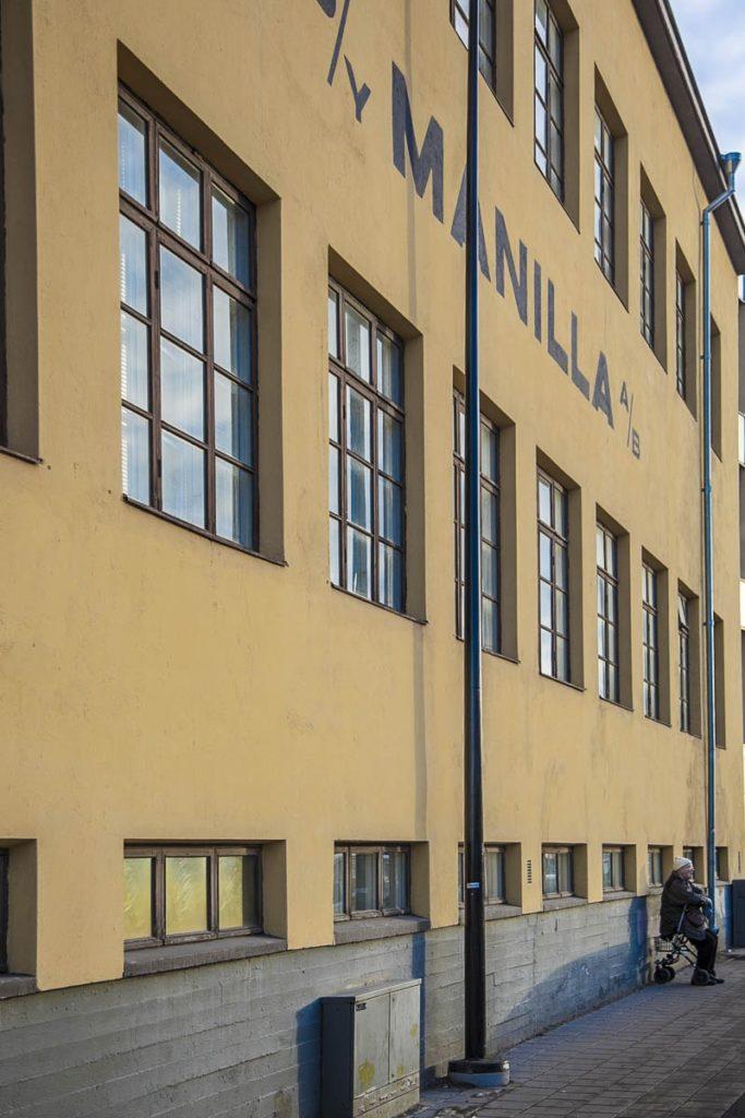 Tehdasteatteri Turku Manilla