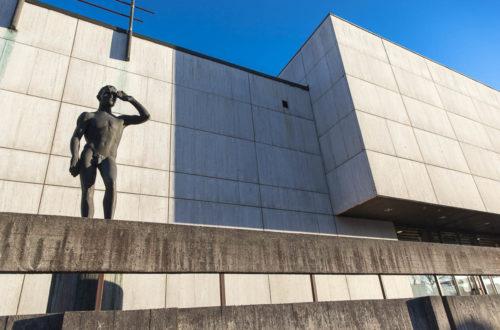 Wäinö Aaltosen Museo Turku WAM