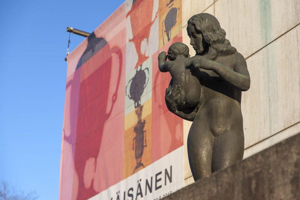 Wäinö Aaltosen museo Hannu Väisänen WAM
