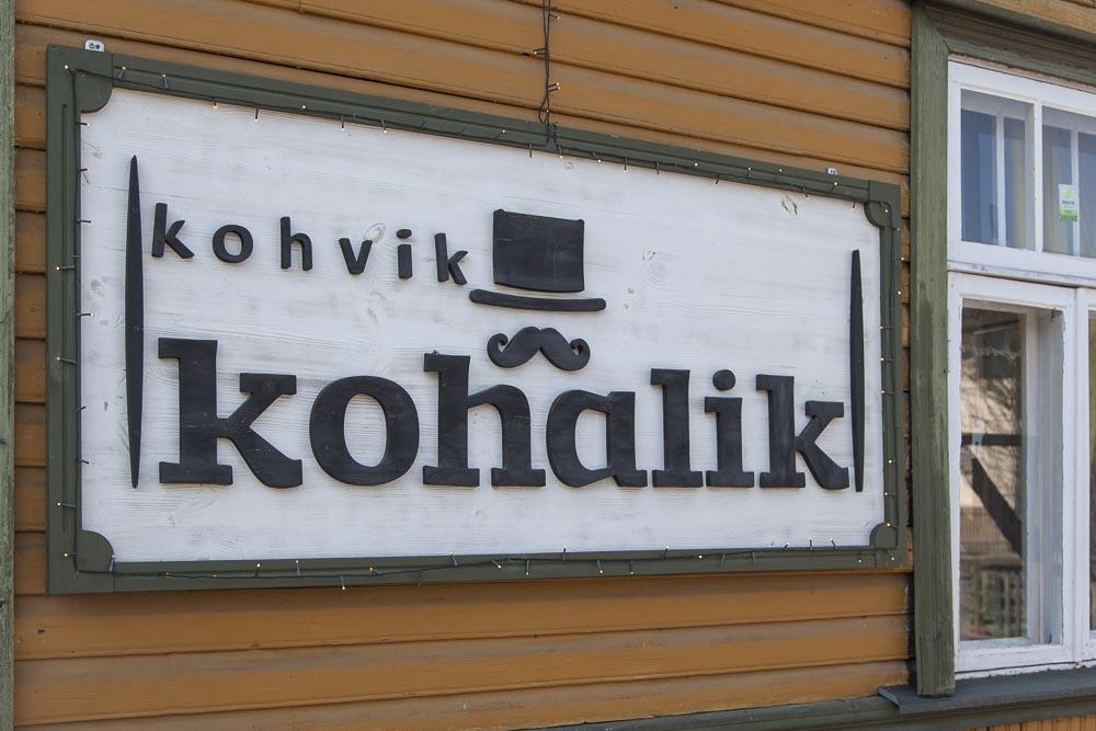 Kohvik Kohalik Uus Maailm Tallinn