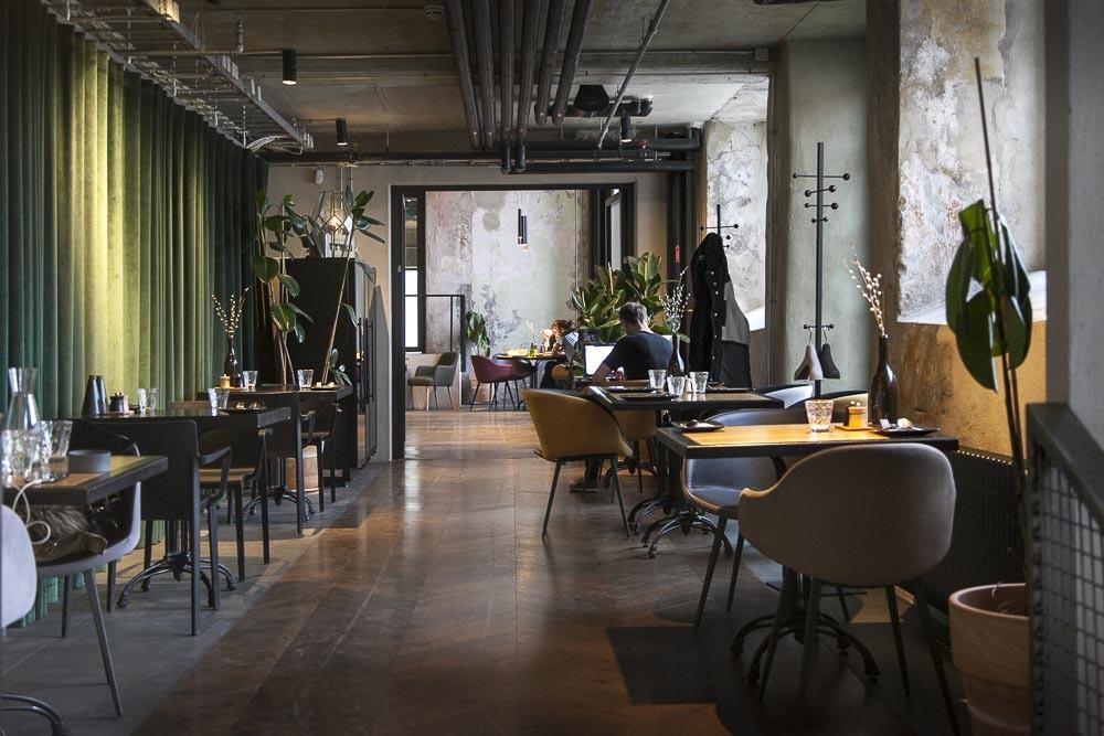 Ravintola Korsten Tallinnassa