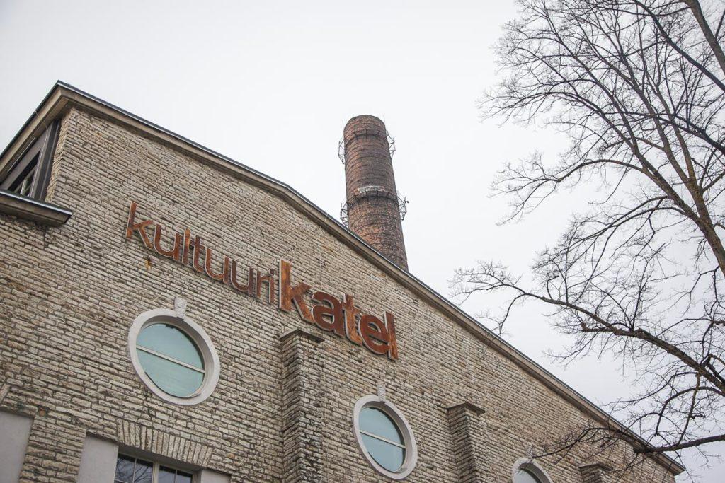 Kultuurikatel Tallinna