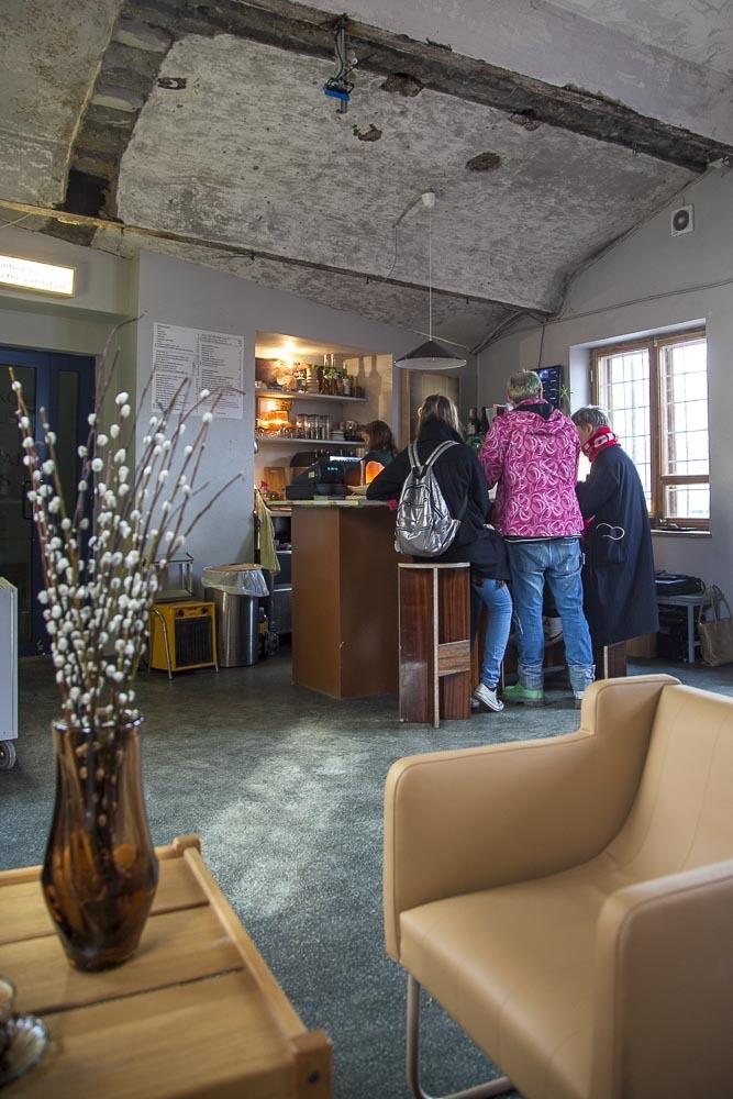 EKKM museon kahvila