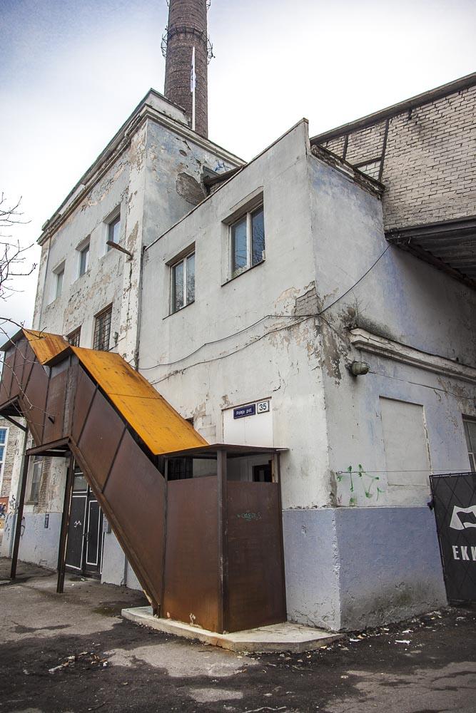 EKKM nykytaiteen museo Tallinnassa