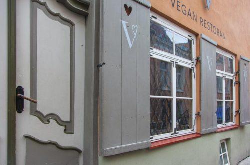 V Vegan ravintola Tallinna