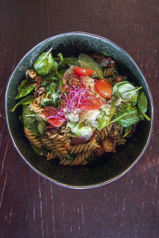 Gluteeniton pasta Kivi paperi sakset Telliskivi