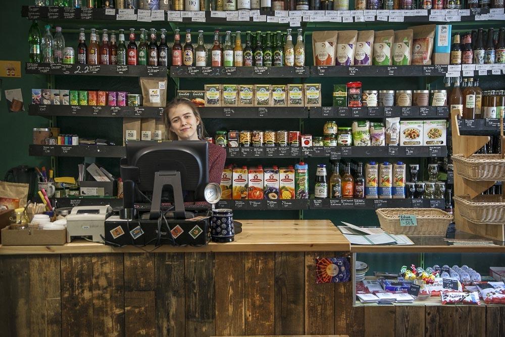 Kohvik Koloniaal Kalamajassa