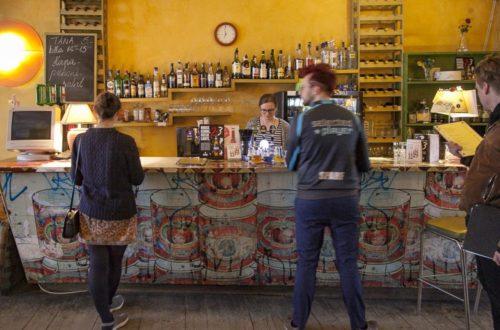 NoKu baari ja klubi Tallinnan vanhassa kaupungissa
