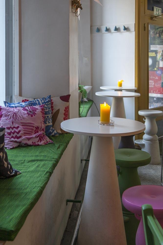 Kohvik August on hyvä paikka syödä aamiainen Tallinnassa