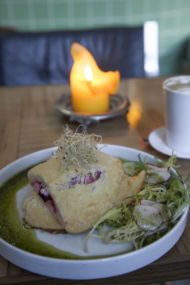 Kohvik August ja paras aamiainen Tallinnassa - ainakin vanhassa kaupungissa