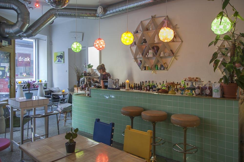 Kohvik August Tallinnassa