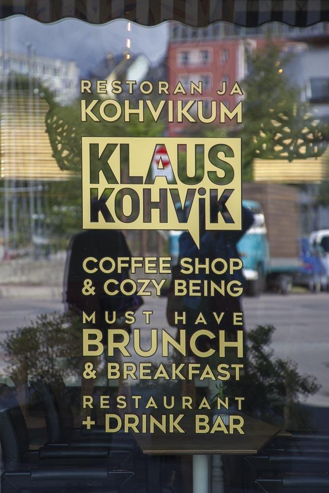 Kohvik Klaus on myös Vietnami Salv