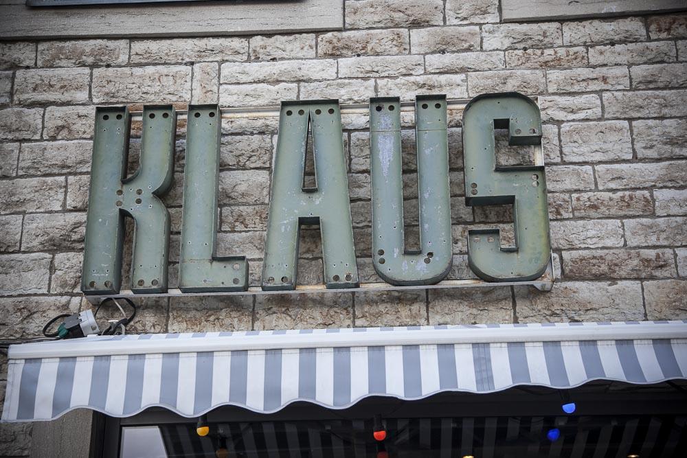 Kohvik Klaus on Kalasatamassa Tallinnassa
