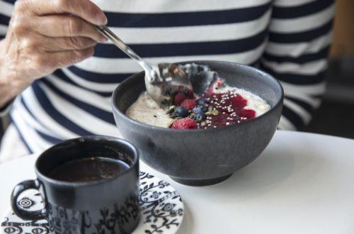 Kohvik Klaus ja aamiainen: herkullista ja kaunista