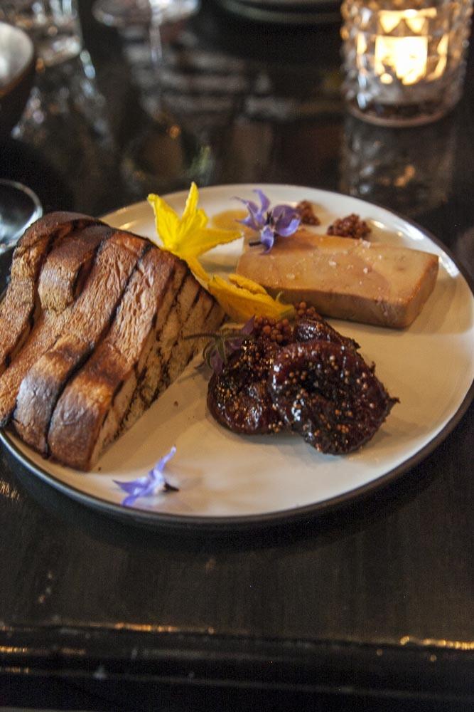 Ravintola Tabac tarjoaa hanhenmaksaa