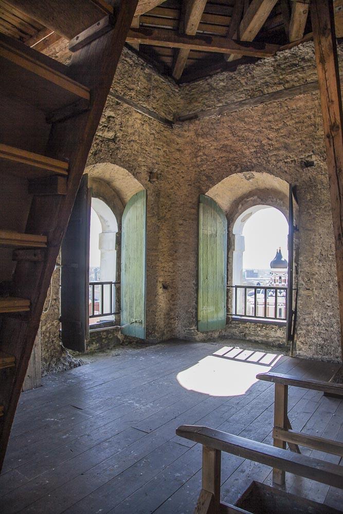 Tallinnan tuomiokirkon torni