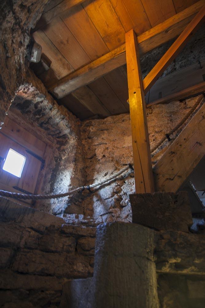 Kiipeämässä Tallinnan tuomiokirkon torniin