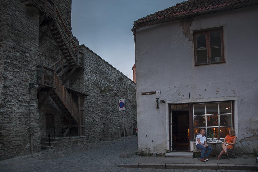 Bar Botaanik on niin pieni, että se on melkein salakapakka Tallinnassa