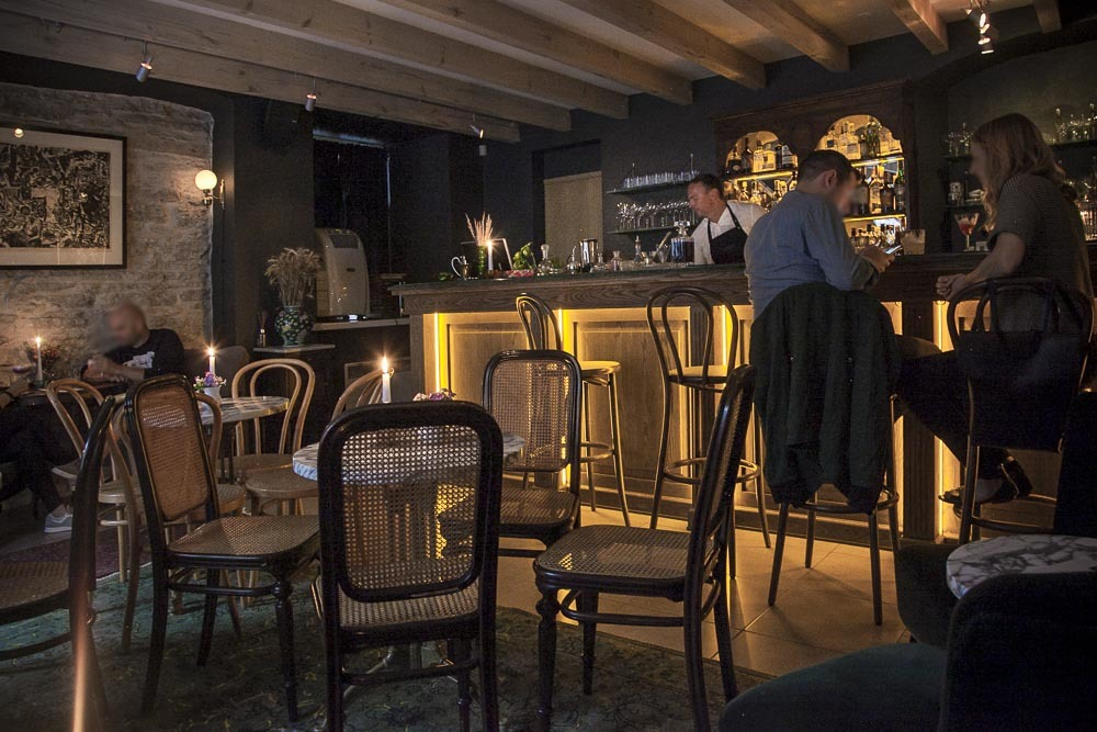 Salakapakka Tallinnassa? Bar Botaanik on yksi ihana vaihte-ehto