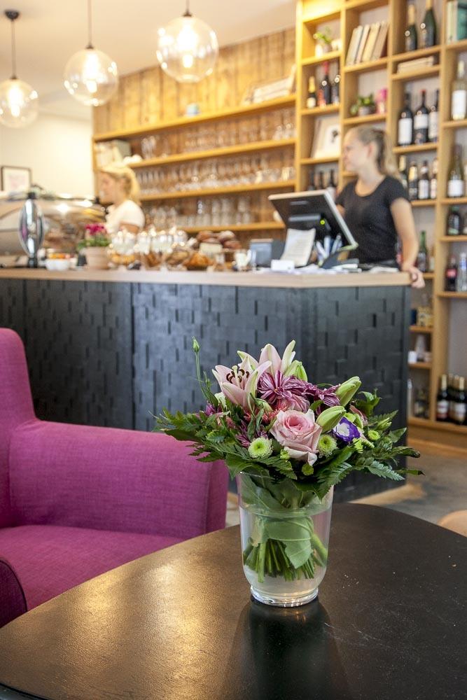 Cafe Faehlmanni Tallinnassa jos mielessä on aamupala tai edullinen lounas