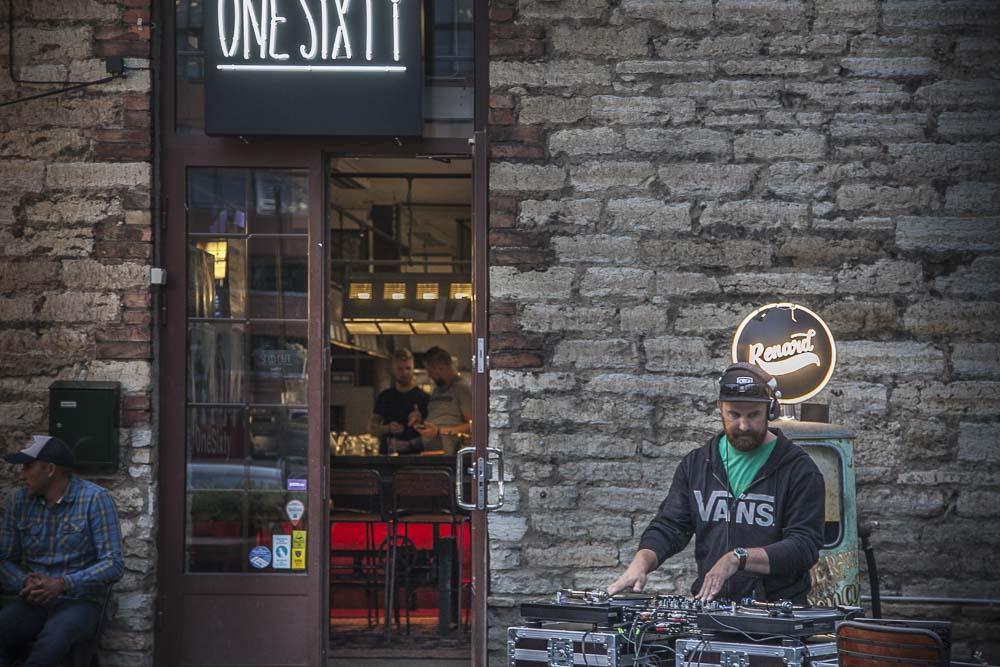 Telliskiven uusi ravintola OneSixty
