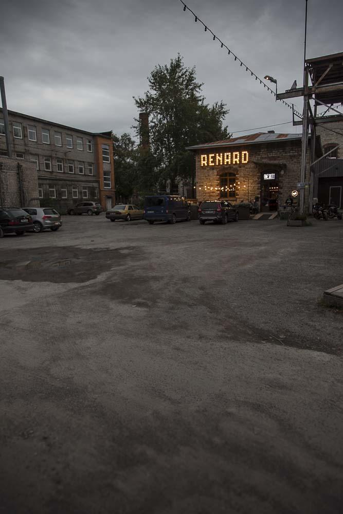 OneSixty on Balti Jaam torin ja Telliskiven välissä