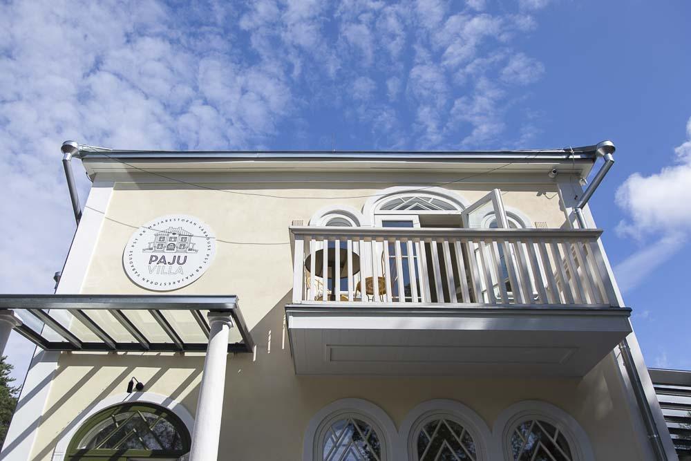 Paju villa on huvila Nommen kaupungiosassa Tallinnassa