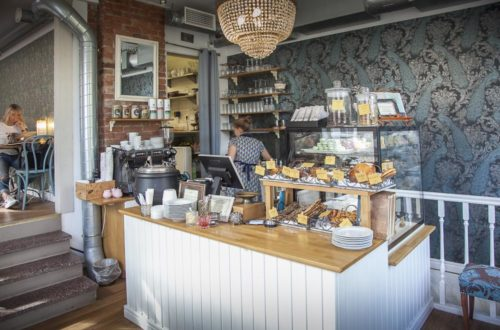 Ristikheina kohvik in Pelgulinn