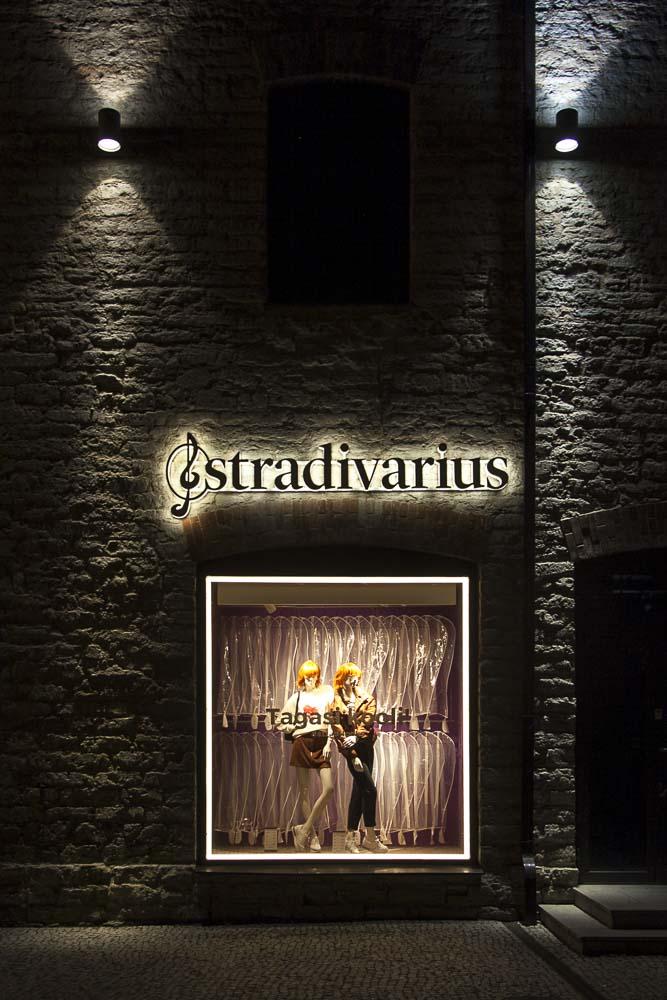 Stradivarius Tallinnan Rotermannissa