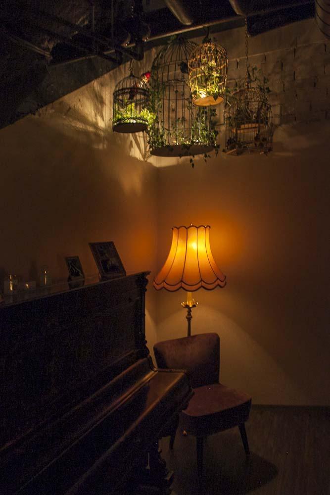 Ihanaa tunnelmaa salakapakassa Tallinnan keskustassa