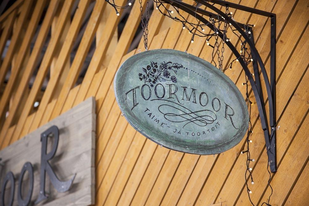 Vegaani kahvila ja ravintola Toormoor Tallinnan torilla
