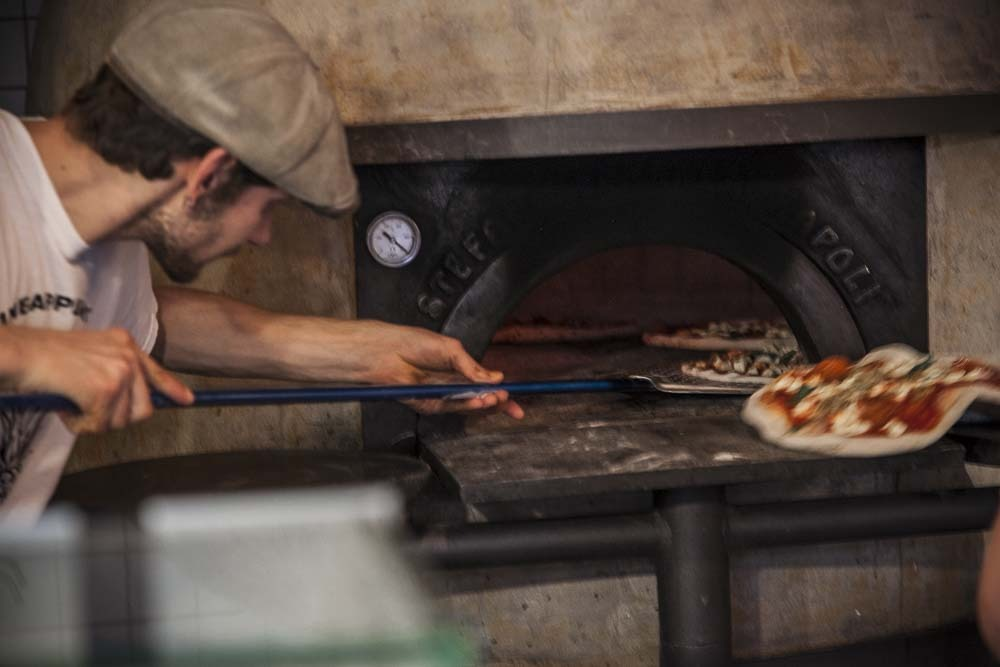 kaja pizzerian napolilanen pizzauuni