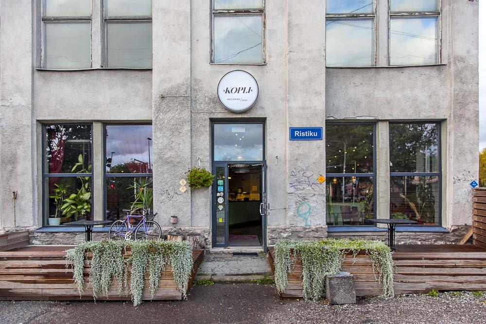Kopli on ravintola ja vintage kauppa