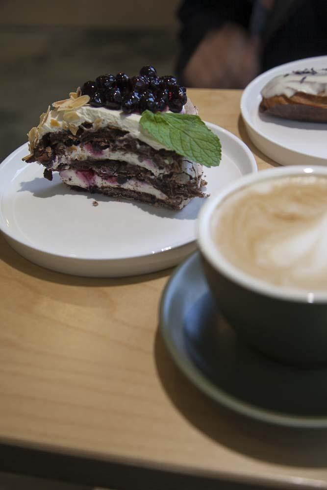 Kohvik Bekkerei tarjoaa ihania kakkuja