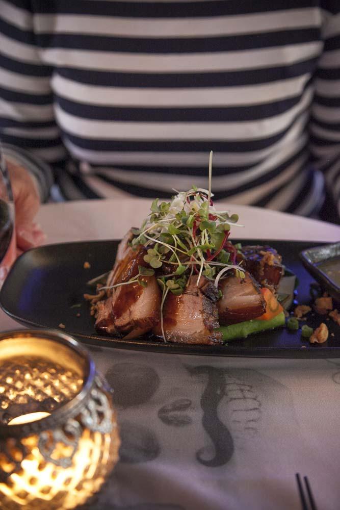 tai boh tarjoaa hyvää thai-ruokaa tallinnassa