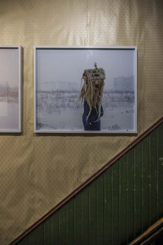 Flo kasearu museossa on taiteilijan töitä esillä