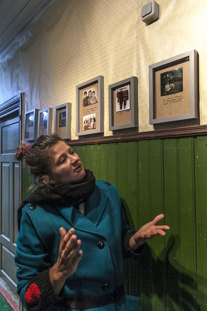Taiteilija flo kasearun talomuseo kertoo myös perheen historiaa