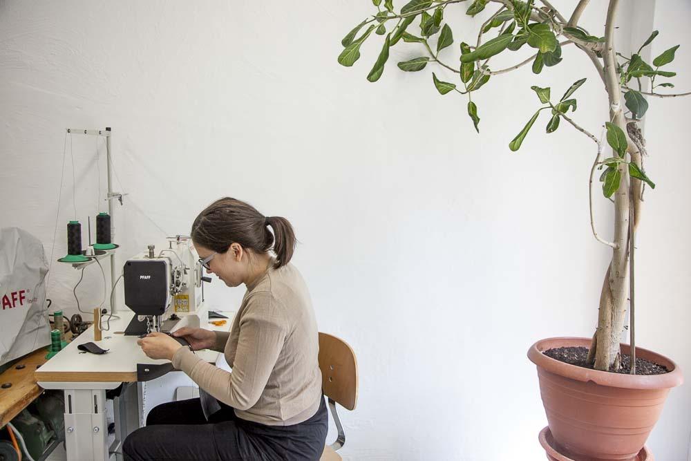 Mari Maripuu on mokokon suunnittelija