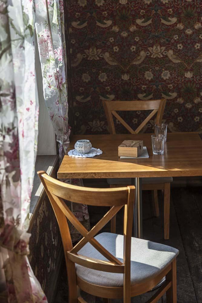 tunnelmallinen mimosa restoran tallinnan lähellä