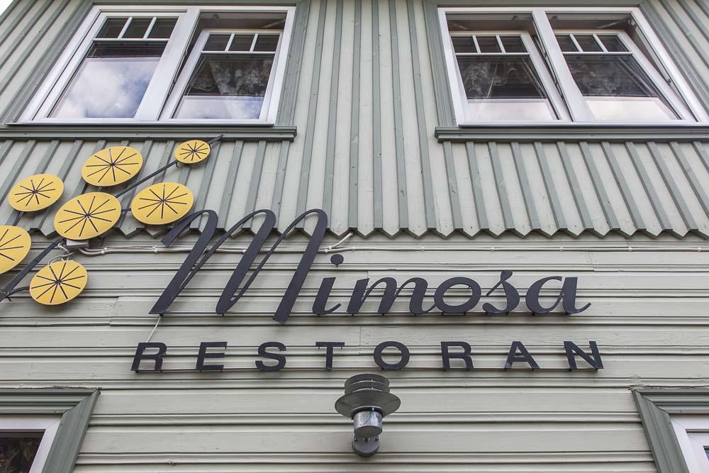 mimosa ravintola tallinnan ulkopuolella