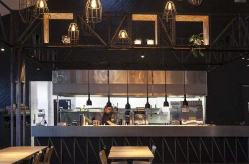 Pohjala tap room on panimoravintola Tallinnassa