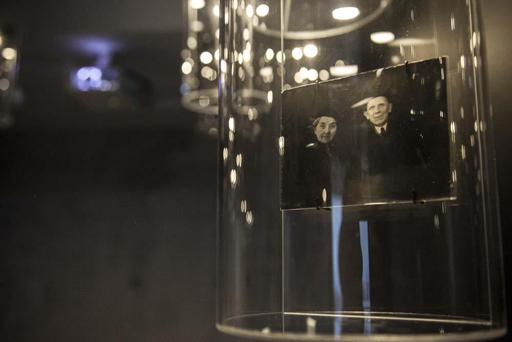 yksityiskohta vabamu museon näyttelystä