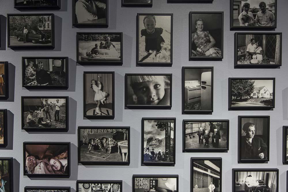 valokuvia pakoon päässeiden virolaisten albumeista